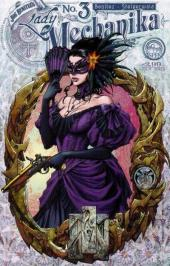 Lady Mechanika (2010) -3A- The Mystery of the Mechanical Corpse Chapter 3