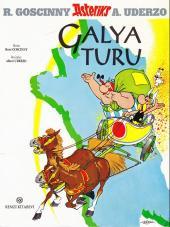 Astérix (en langues étrangères) -5Turc- Galya turu