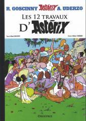 Astérix (Hors Série) -1pir- Les 12 travaux d'Astérix