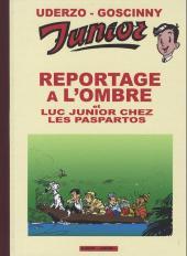 Luc Junior -3- Reportage à l'ombre