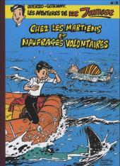 Luc Junior -4- Chez les Martiens et naufragés volontaires