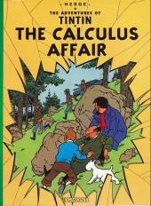 Tintin (The Adventures of) -18f08- The Calculus Affair