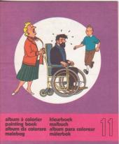 Tintin (Album à colorier) -5/11- Album à colorier n°11