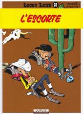 Lucky Luke -28Ind- L'Escorte