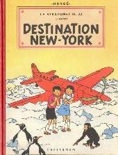 Jo, Zette et Jocko (Les Aventures de) -2B08- Destination New-York