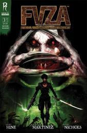 FVZA -3- Federal Vampire and Zombie Agency 3/3