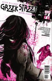 Greek Street (2009) -1- Blood calls for blood 1: the monster of Greek Street