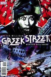 Greek Street (2009) -14- Ajax, conclusion: the bravest in battle