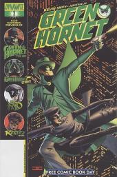 Free Comic Book Day 2010 - Green Hornet