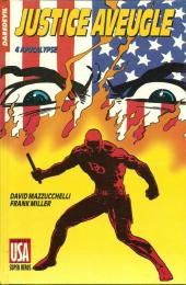 Super Héros (Collection Comics USA) -31- Daredevil : Justice aveugle 4/4 - Apocalypse