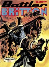 Battler Britton (Imperia) -67- Un compte à régler