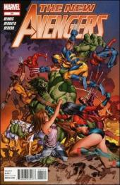 New Avengers (The) (2010) -20- New Avengers versus Dark Avengers