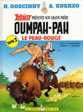Oumpah-Pah -3- (Albert René) -1- Oumpah-Pah le Peau-rouge tome 1