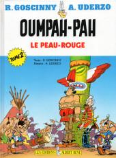 Oumpah-Pah -3- (Albert René) -2- Oumpah-Pah le Peau-rouge tome 2