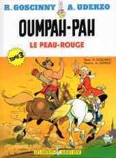 Oumpah-Pah -3- (Albert René) -3- Oumpah-Pah le Peau-rouge tome 3