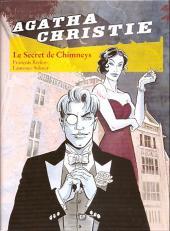 Agatha Christie (Emmanuel Proust Éditions) -1a- Le secret de Chimneys