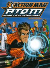 Action Man Atom -1- Jeux Mortels