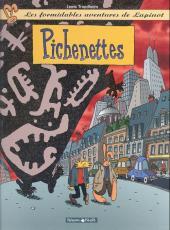 Lapinot (Les formidables aventures de) -5b- Pichenettes