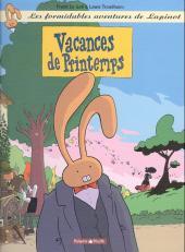 Lapinot (Les formidables aventures de) -8b- Vacances de printemps