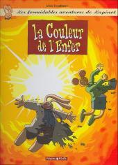 Lapinot (Les formidables aventures de) -10a06- La couleur de l'enfer