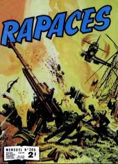 Rapaces (Impéria) -305- Escadrille 1617