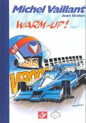 Michel Vaillant -HS1TT2- Warm-up !