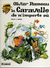 Olivier Rameau -4b- La caravelle de n'importe où