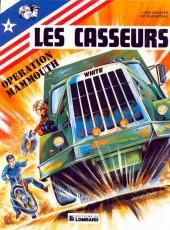 Les casseurs - Al & Brock -3a- Opération Mammouth