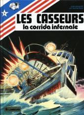 Les casseurs - Al & Brock -5a85- La corrida infernale