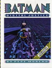 Batman (One shots - Graphic novels) -GN- Batman: Digital justice