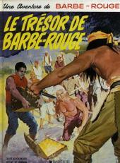 Barbe-Rouge -11d89- Le trésor de Barbe-Rouge