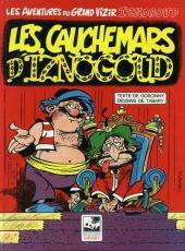 Iznogoud -14b1989- Les cauchemars d'Iznogoud