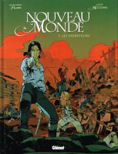 Nouveau Monde -3- Les déserteurs