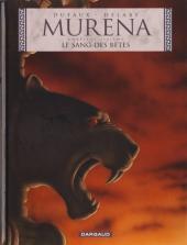 Murena -6TL- Le sang des bêtes (+ étain)