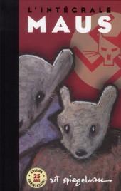 Maus -INTb- L'intégrale (Edition anniversaire - 25 ans)