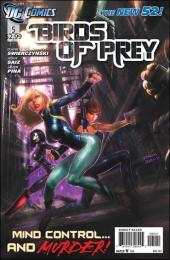 Birds of Prey (2011) -5- Chokepoint