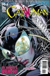 Catwoman (2011) -5- This has got to be dirty