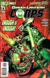 Green Lantern Corps (2011) -5- Mean machine