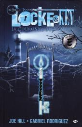 Locke & Key -3- La Couronne des ombres