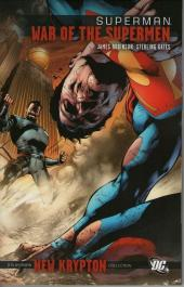 Superman: New Krypton (2009) -INT- Superman: War of the Supermen