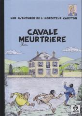 Inspecteur Caryton (Les aventures de l') -1- Cavale meurtrière