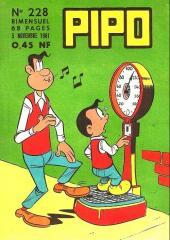 Pipo (Lug) -228- Numéro 228