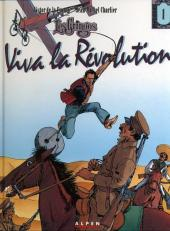 Les gringos -1a- Viva la révolution