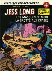 Jess Long -4a- Les masques de mort - La grotte aux crabes