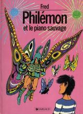 Philémon -2b85- Philémon et le piano sauvage
