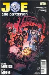 Joe the Barbarian (2010) -3- The dying boy