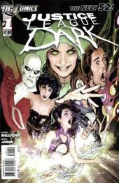 Justice League Dark (2011) -1- In the dark, part one: imaginary women