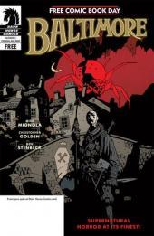 Free Comic Book Day 2011 - Baltimore: criminal macabre