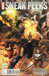 Marvel Sneak Peeks (2010) - December