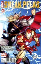 Marvel Sneak Peeks (2010) - November